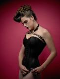 Photo by Edward Saenz / Ultravolta photographyhttp://www.ultravolta.com Corset by Dark Garden