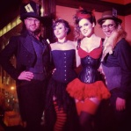 Fun at the Edwardian Ball 2014